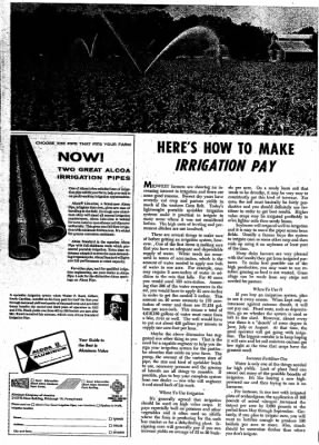 The Algona Upper Des Moines from Algona, Iowa on May 16, 1957 · Page 48