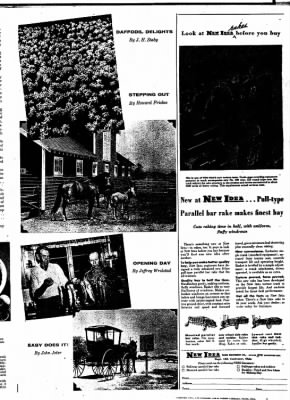 The Algona Upper Des Moines from Algona, Iowa on May 16, 1957 · Page 53