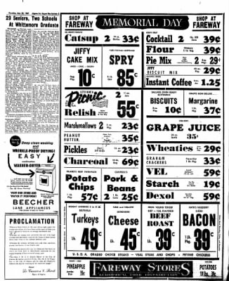 The Algona Upper Des Moines from Algona, Iowa on May 23, 1957 · Page 5