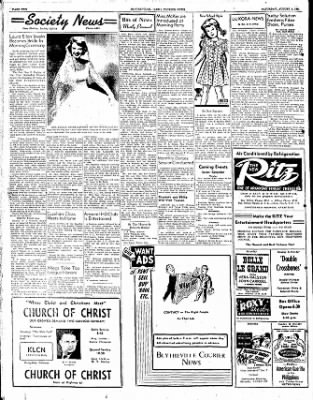 The Courier News from Blytheville, Arkansas on August 4, 1951 · Page 2