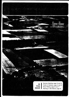 The Algona Upper Des Moines from Algona, Iowa on June 13, 1957 · Page 23
