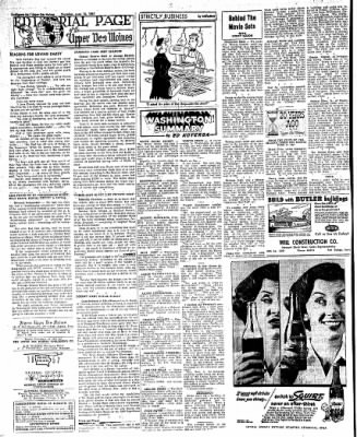 The Algona Upper Des Moines from Algona, Iowa on June 13, 1957 · Page 41