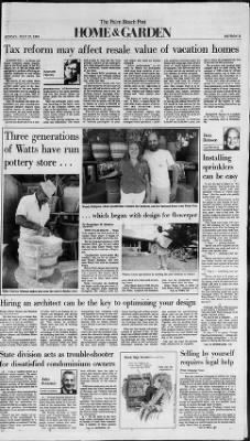 The palm beach post from west palm beach florida on july 27 1986 the largest online newspaper archive malvernweather Images