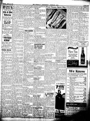 The Humboldt Independent from Humboldt, Iowa on April 28, 1942 · Page 5
