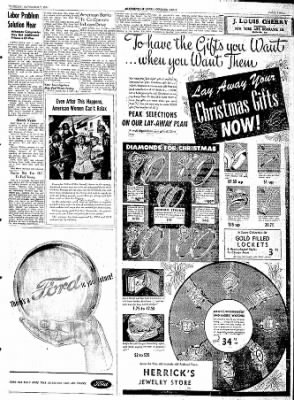The Courier News from Blytheville, Arkansas on November 7, 1944 · Page 3