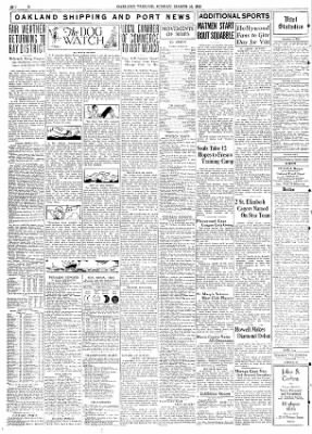 Oakland Tribune from Oakland, California on March 10, 1935 · Page 12