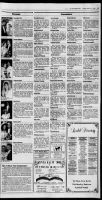 The Palm Beach Post From West Florida On March 11 1990 Page 173