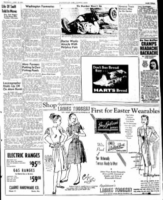 The Courier News from Blytheville, Arkansas on April 18, 1946 · Page 3