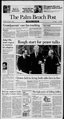The Palm Beach Post from West Palm Beach, Florida on January 4, 2000 · Page 53