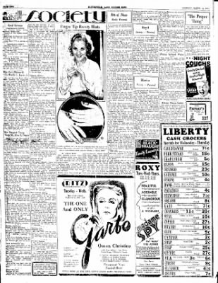 The Courier News from Blytheville, Arkansas on March 13, 1934 · Page 2