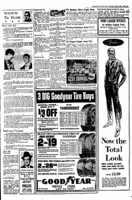 The Courier News from Blytheville, Arkansas on April 28, 1966 · Page 9