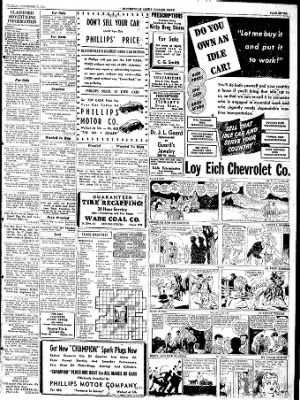 The Courier News from Blytheville, Arkansas on November 7, 1944 · Page 7