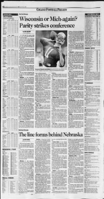 The Des Moines Register from Des Moines, Iowa on August 21, 1994 · Page 36