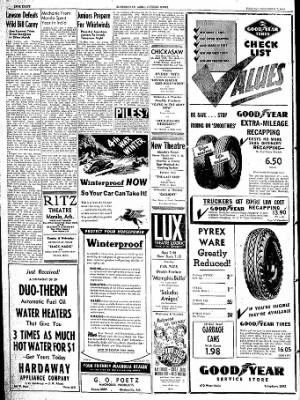 The Courier News from Blytheville, Arkansas on November 7, 1944 · Page 8
