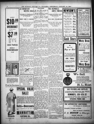 The Republic from Columbus, Indiana on January 21, 1903 · Page 8