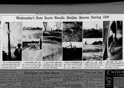 Dust Bowl Topics On Newspapers Com