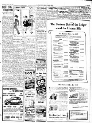 The Courier News from Blytheville, Arkansas on March 21, 1938 · Page 5