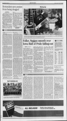 The Des Moines Register From Iowa On August 19 2003 Page 13