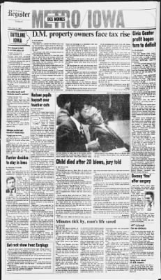 The Des Moines Register from Des Moines, Iowa on March 17, 1983 · Page 19