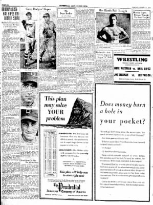 The Courier News from Blytheville, Arkansas on March 21, 1938 · Page 6