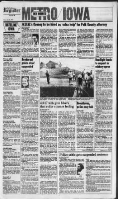 The Des Moines Register from Des Moines, Iowa on July 26, 1983 · Page 9