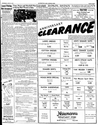 The Courier News from Blytheville, Arkansas on July 7, 1949 · Page 7