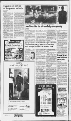 The Des Moines Register from Des Moines, Iowa on September 11, 1984 · Page 12