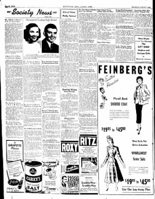 The Courier News from Blytheville, Arkansas on March 11, 1948 · Page 4