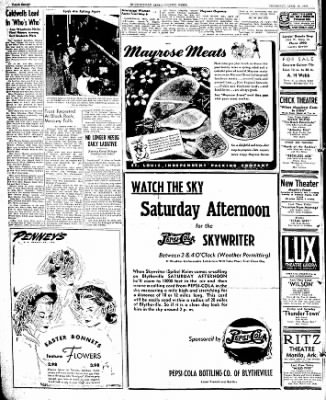 The Courier News from Blytheville, Arkansas on April 18, 1946 · Page 8