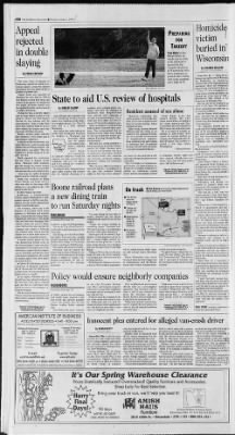 The Des Moines Register from Des Moines, Iowa on April 1, 1999 · Page 16