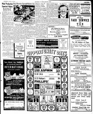 The Courier News from Blytheville, Arkansas on April 18, 1946 · Page 9