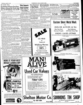 The Courier News from Blytheville, Arkansas on April 5, 1949 · Page 3