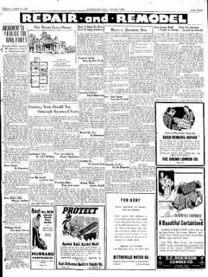The Courier News from Blytheville, Arkansas on March 22, 1938 · Page 3
