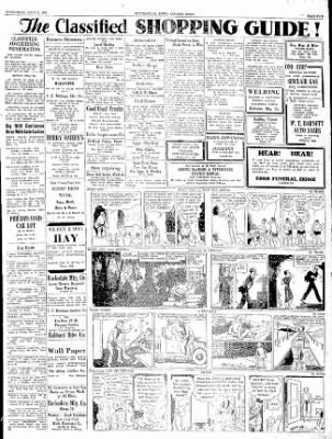 The Courier News from Blytheville, Arkansas on June 3, 1936 · Page 5