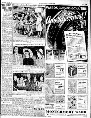The Courier News from Blytheville, Arkansas on July 13, 1939 · Page 7