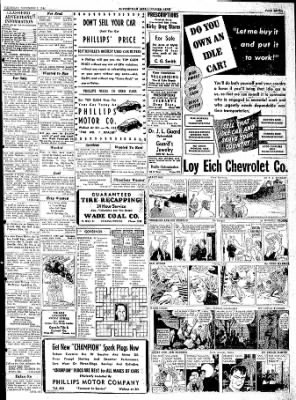 The Courier News from Blytheville, Arkansas on November 9, 1944 · Page 7