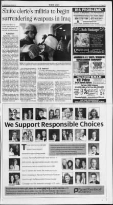 The Des Moines Register from Des Moines, Iowa on October 10, 2004 · Page 21