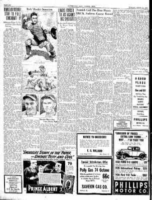 The Courier News from Blytheville, Arkansas on March 22, 1938 · Page 6