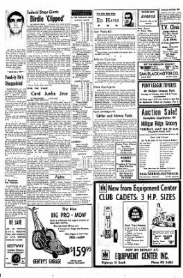 The Courier News from Blytheville, Arkansas on April 30, 1966 · Page 6