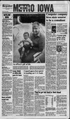 The Des Moines Register from Des Moines, Iowa on August 16, 1983 · Page 9