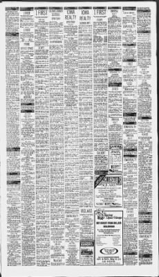 The Des Moines Register From Iowa On May 12 1984 Page 23