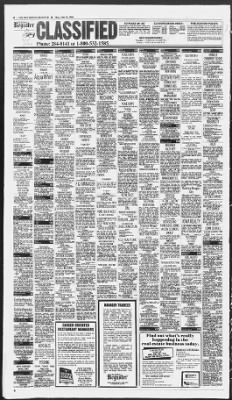 The Des Moines Register From Iowa On July 18 1984 Page