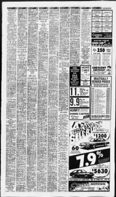 The Des Moines Register From Iowa On January 29 1983 Page 28