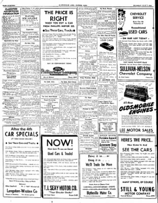 The Courier News from Blytheville, Arkansas on July 7, 1949 · Page 14