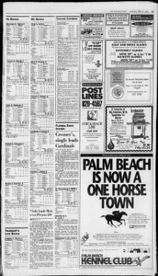 The Palm Beach Post from West Palm Beach, Florida on April 27, 1991 · Page 71