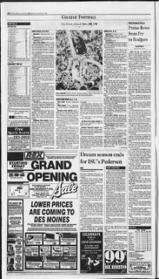 The Des Moines Register from Des Moines, Iowa on October 21, 1991 · Page 18
