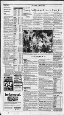 The Des Moines Register from Des Moines, Iowa on October 7, 1991 · Page 20