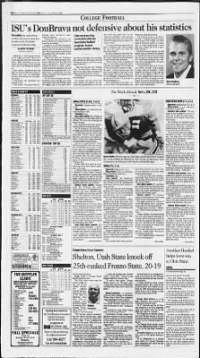 The Des Moines Register from Des Moines, Iowa on November 4, 1991 · Page 22