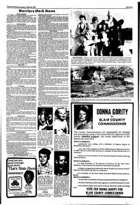 Tyrone Daily Herald from Tyrone, Pennsylvania on October 29, 1983 · Page 3