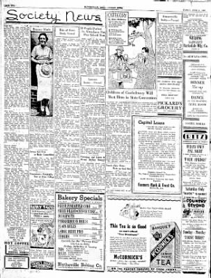 The Courier News from Blytheville, Arkansas on June 5, 1936 · Page 1